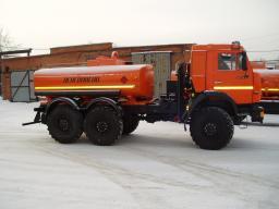 Автотопливозаправщики АТЗ-7,5 КамАЗ 5350 (бывший 43114)