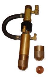 Резак для механизированной воздушно-плазменной резки металлов ПМР-74