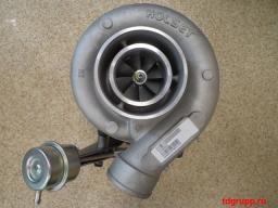 Турбокомпрессор на двигатели Cummins (турбины)