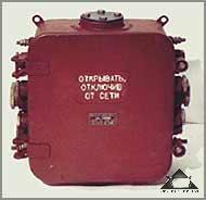 Ящик кабельный КЯ2.1М от производителя ООО НПО Красный Металлист Украина