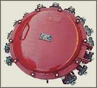 Ящик кабельный взрывобезопасный ЯРВ-1.1М, ЯРВ-2.1М