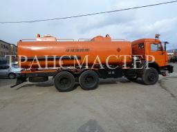 Автотопливозаправщики АТЗ-17 КамАЗ 65115