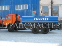 Автоцистерны АЦПТ-9-10 КамАЗ 65115