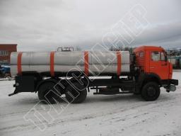 Автоцистерны АЦПТ-12 КамАЗ 65115