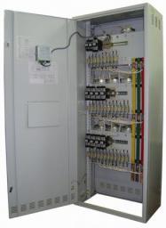 Автоматическая конденсаторная установка АКУ(КРМ,УКМ58)-0.4-450-25 УХЛ3 IP31