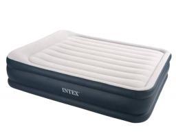 Надувные кровати intex - 67738, встроенный насос 220В