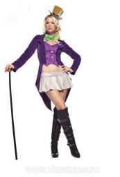 Willy Wonka Costume Women