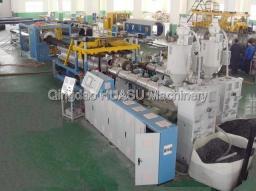 SBG800 Линия для производства двухстенных гофрированных труб ПНД и ПП
