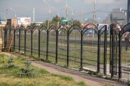 Ворота и заборы из металла. Любой размер