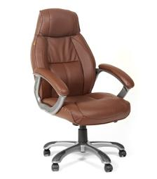 Кресло руководителя CHAIRMAN 436 (коричневое)