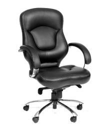 Кресло руководителя CHAIRMAN 430 (черное)
