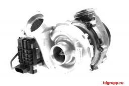 769155-0015 турбокомпрессор на BMW X6 50 iX (E71)