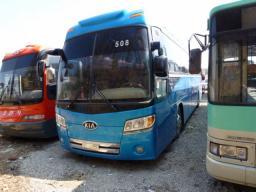 туристический автобус Kia Granbird, 2009г