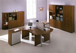 Мебель для персонала ОПТИМА (ноче милано)