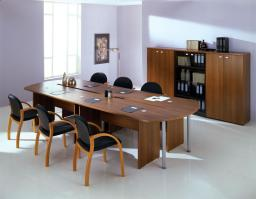 Стол переговоров Оптима (длина 2,47м)