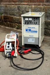149 000.  Полуавтомат PANASONIC YD-500KR - полуавтомат с тиристорным управлением, предназначен для сварки в среде...
