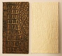 Щиты и фасады под кожу