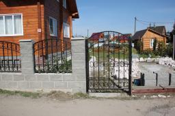 Калитки в новосибирске