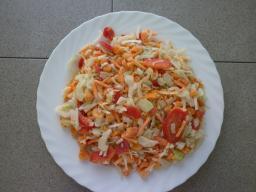 Солянка, смесь овощная замороженная
