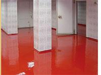 Полиуретановые покрытия толщиной 1-3мм