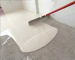 Работы по устройству полимерных покрытий