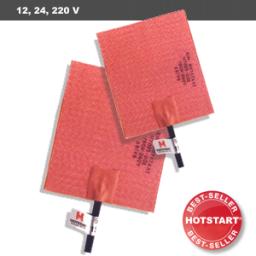 Нагревающие силиконовые пластины HOTSTART (США)