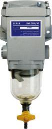 Сепараторы дизельного топлива SEPAR 2000 (Германия)