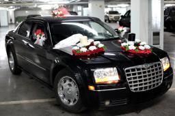 Крайслер 300 с на свадьбу