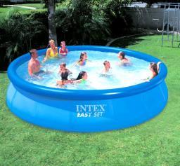 Надувной бассейн intex - 56410