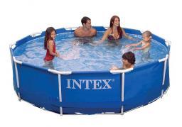 Каркасные бассейны INTEX - 56997 с видео-инструкцией.