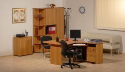 Мебель для персонала РУБИН 42 (миланский орех)