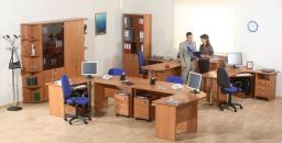 Мебель для персонала АЛЬФА 61 (ольха)