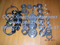 Ремкомплект насоса 1,1ПТ25Д1М1, 1,1ПТ25, 2,3ПТ25Д1, 1,3ПТ50Д2, ПТ-25, ПТ-50, ПТ-32, плунжер, комплект ЗИП
