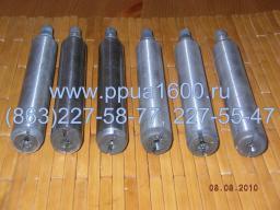 Плунжер насоса ПТ25, ЗИП насосов ПТ25, 1,1ПТ-25, 2,3ПТ-25, 1,3ПТ-50, ПТ50, ППУА 1600-100, АДПМ 12-150, запасные части ППУА