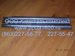 Плунжер 2,3ПТ25, комплект РТИ насоса 2,3ПТ25Д2, плунжер насоса, запасные части ППУА 1600-100, АДПМ 12-150