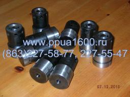 Нагнетательный клапан в сборе Н521.02.04.000 насоса 2,3ПТ-25Д1, плунжер 2,3ПТ25, комплект РТИ насоса 2,3ПТ25Д2, плунжер насоса, запасные части ППУА 1600-100, АДПМ 12-150