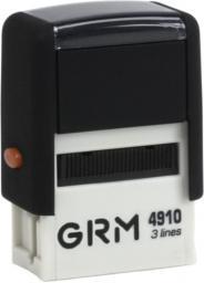GRM 4910 Штамп пластиковый