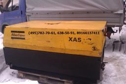 Дизельный компрессор Аtlas Copco XAS 97Dd без шасси с консервации, 01.06.2006 г.в. с наработкой 270 м/ч.