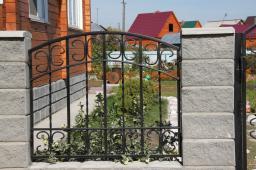 Ворота и заборы из металла от производителя