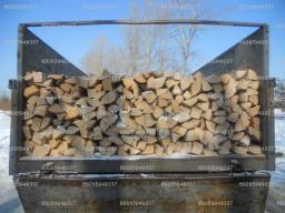 Дрова березовые колотые. Уголь, перевозка сыпучих грузов.