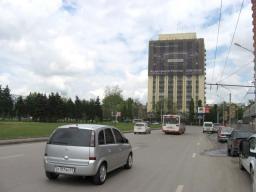 Брендмауэр пл. Гагарина, Ростов-на-Дону