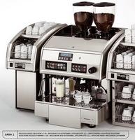Кофеварка C. M. A. Akc/2 С Капучиномейкером