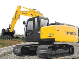 Экскаватор HYUNDAI R180LC-7