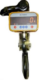 Весы крановые электронные КВ-15000
