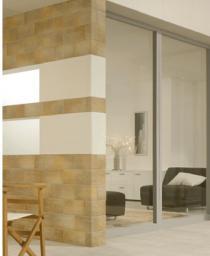 Клинкерная крупноформатная фасадная цокольная плитка серии Kerabig