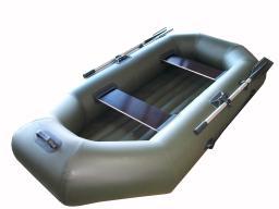 Надувная гребная лодка ПВХ - Аргонавт 250 НД (надувное дно)