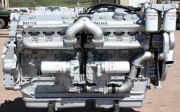 Двигатели Detroit Diesel