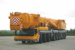 Аренда крана 500 тонн