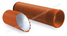 Полипропиленовые гофрированные трубы ПРАГМА для систем безнапорной канализации