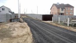 строительство дорог, строительство временных дорог, укладка асфальтной крошки, асфальтирование дорог и дворовой территории, ремонт дорог